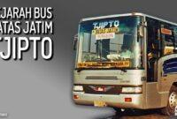 Sejarah bus Tjipto