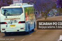 Sejarah PO Coyo Tegal Cirebon