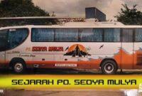 Sejarah Sedya Mulya