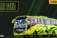 Sejarah bus pariwisataTami Jaya
