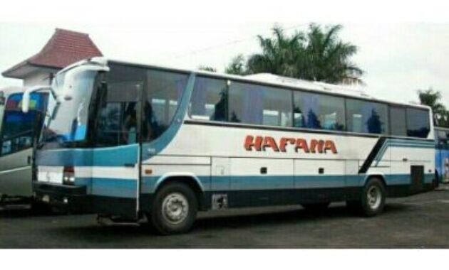 Bus AKAP Jatim