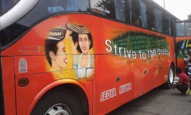Bus Sedya Mulya