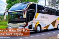 Tiket Bus Jakarta Blora
