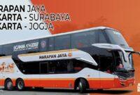 Bus Harapan Jaya Jakarta