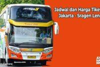 Bus Jakarta Sragen