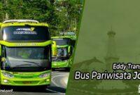 Bus pariwisata jogja eddy transport