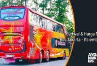 Bus Jakarta Palembang