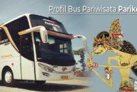 Bus Pariwisata Jogja Parikesit