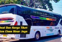Bus Suites Class Jakarta Surabaya