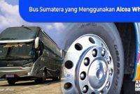 Alcoa Wheels Bus Sumatera