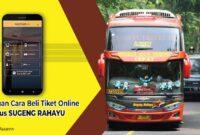 Beli Tiket Online Bus Sugeng rahayu