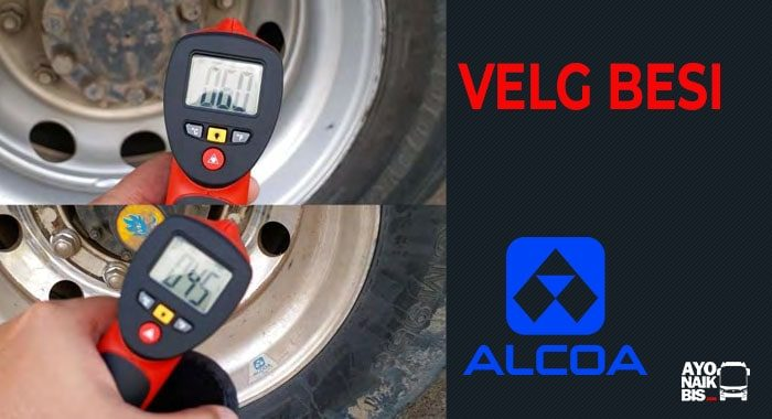 Uji temperatur Alcoa Wheels