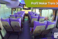 Bus Pariwisata Jogja Mekar Trans