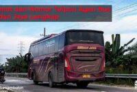 Agen bus Medan Jaya