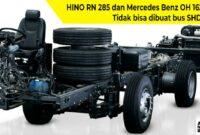 HINO RN 285 SHD