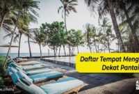 Tempat Penginapan Dekat Pantai Bali