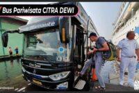 Bus Pariwisata Citra Dewi Semarang