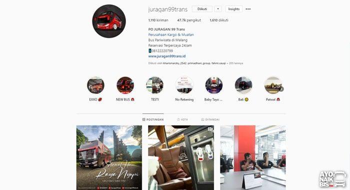 Instagram Juragan99