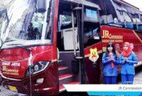 Harga Tiket Bus Angkutan Jabodetabet
