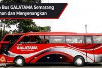 Sewa Bus Galatama Semarang