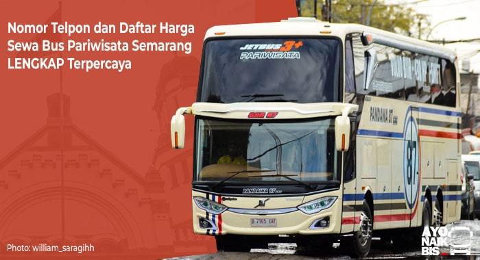 Sewa Bus Semarang