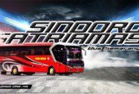 Bus Sindoro Satriamas