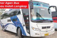 Agen Bus Ranau Indah