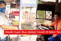Supir Bus Covid