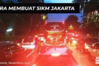 Cara Membuat SIKM Jakarta