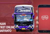 Cara Beli Tiket Bus Haryanto
