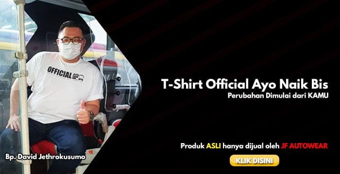 Kaos Bus Adi Putro Official