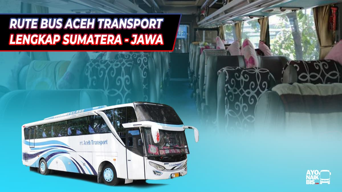 Bus Aceh Transport