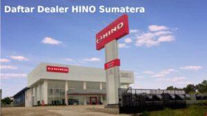 Dealer Hino Palembang